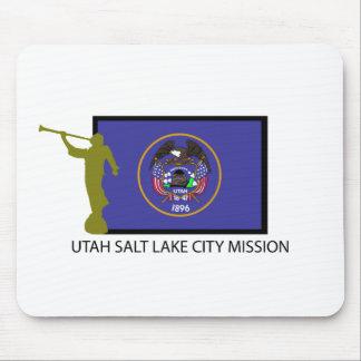 UTAH SALT LAKE CITY MISSION LDS CTR MOUSE PAD