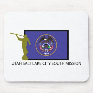 UTAH SALT LAKE CITY SOUTH MISSION LDS CTR MOUSE PAD