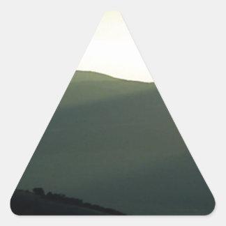 Utah Skys Triangle Sticker