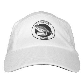 Utah Snowbird Shield Headsweats Hat