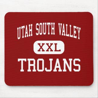 Utah South Valley - Trojans - Salt Lake City Mouse Mat