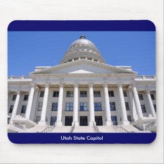 Utah State Capitol Building Mouse Pad