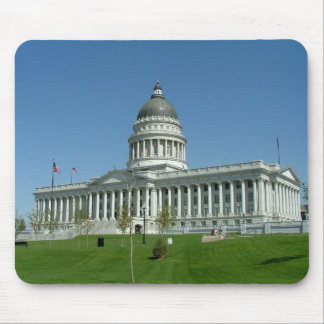 Utah State Capitol Mouse Pad