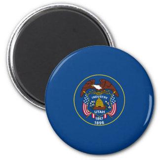 Utah State Flag Design Magnet