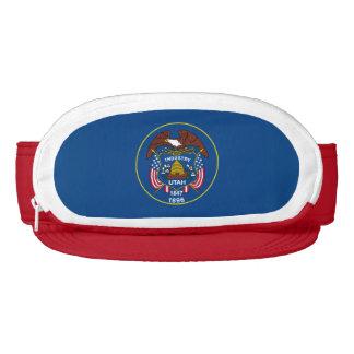 Utah State Flag Design Visor