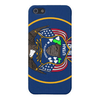 Utah State Flag iPhone SE/5/5s Cover