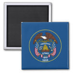 Utah State Flag Magnets