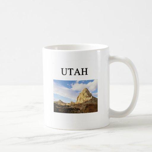 ¡Utah! Tazas