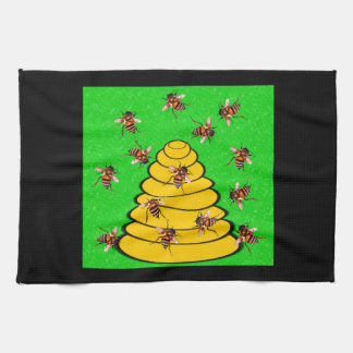 Utah The Beehive State Towel