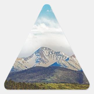 Utah Triangle Sticker