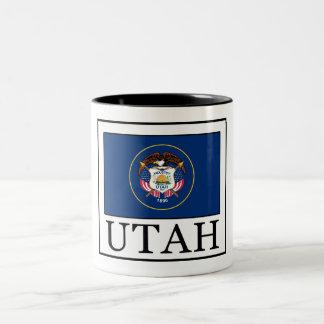 Utah Two-Tone Coffee Mug
