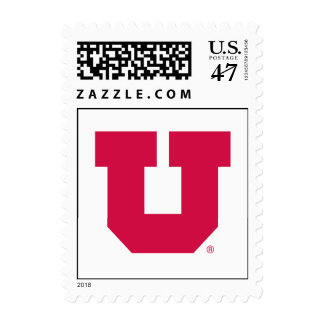 Utah U Sellos Postales