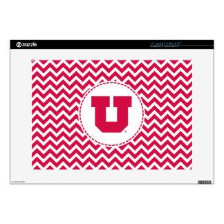 Utah U Skins For Laptops