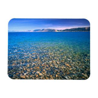 UTAH. USA. Clear water of Bear Lake reveals Magnet