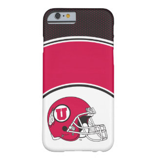 Utah Utes Helmet Barely There iPhone 6 Case