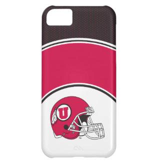 Utah Utes Helmet Case For iPhone 5C