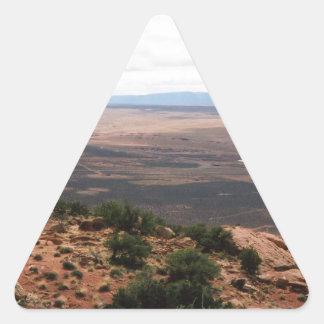 Utah Valley Triangle Sticker