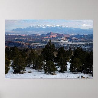 Utah Vista poster