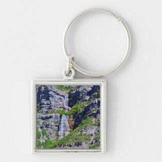 Utah Waterfall - 1 Keychain