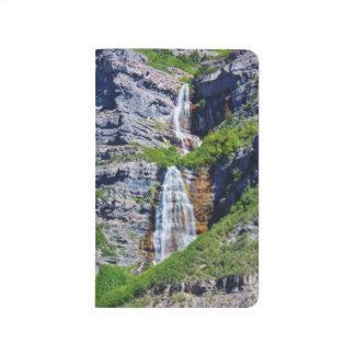 Utah Waterfall #1a- Pocket Journal