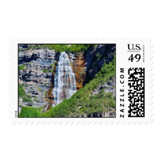 Utah Waterfall #1b- Stamps (various denominations)