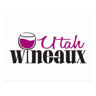 Utah Wineaux Postcard
