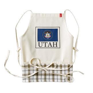 Utah Zazzle HEART Apron