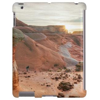 Utah, zona de recreo nacional 3 de Glen Canyon Funda Para iPad