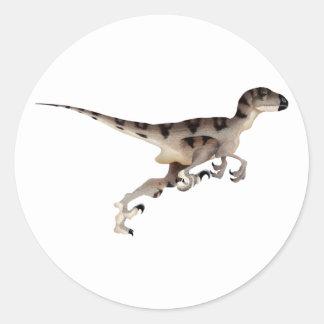 Utahraptor Etiquetas