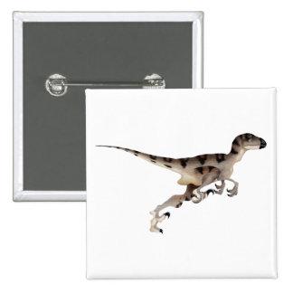 Utahraptor Pin