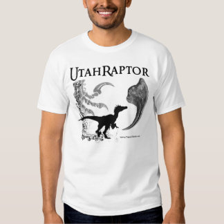 Utahraptor shirt