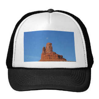 Utah's landscape and the bright blue sky trucker hat