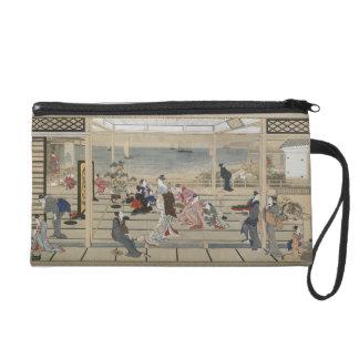 Utamaro's Japanese Art accessory bags