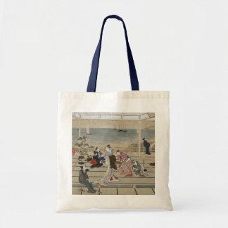 Utamaro's Japanese Art bags - choose style