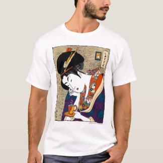 utamaro's latte T-Shirt