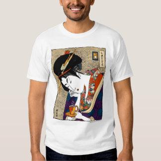utamaro's latte tee shirts