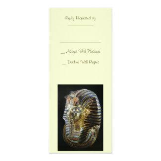 utankhamun's Golden Mask Card