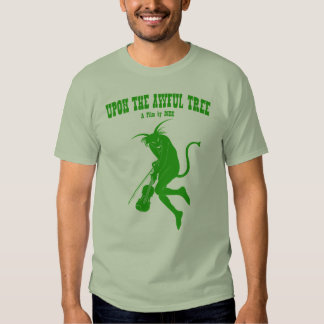 """UTAT la camiseta de los hombres """"verdes"""" simples Polera"""