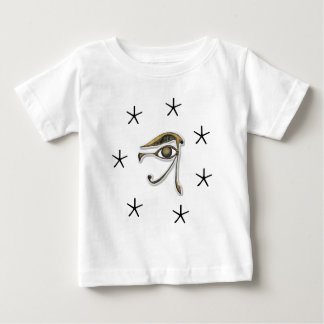 Utchat - Amulet of Protection Baby T-Shirt