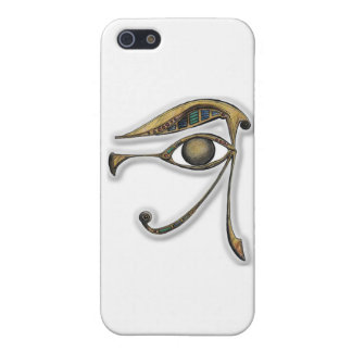 Utchat - Amulet of Protection iPhone 5 Cover