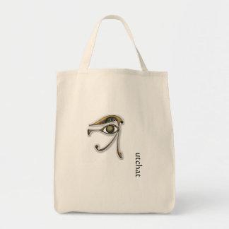 Utchat - amuleto de la protección bolsa tela para la compra
