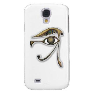 Utchat - amuleto de la protección funda para samsung galaxy s4