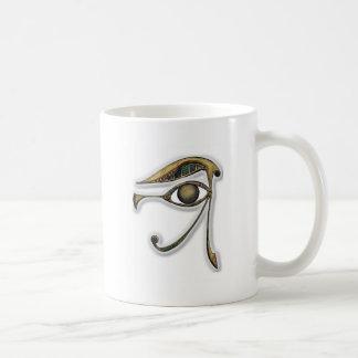 Utchat - amuleto de la protección taza clásica