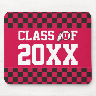 Ute Class Year Mouse Pad