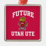 Ute futuro de Utah Ornamento Para Arbol De Navidad