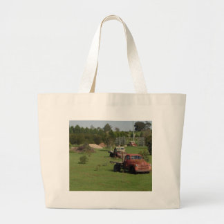 Ute Graveyard Canvas Bag