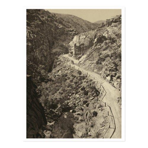 Ute Pass Postcard