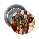 Ute tribe pinback buttons