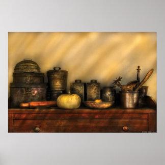 Utensils - Kitchen Still Life Poster