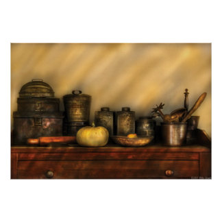Utensils - Kitchen Still Life Posters